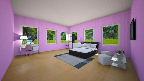 Recreate room  - Modern - Bedroom  - by anaiss