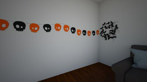 Halloween - Modern - Living room  - by 75emma75