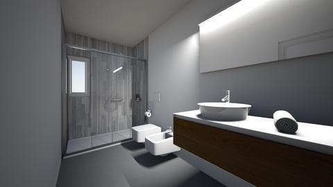 Rafa - Bathroom  - by pautrabucc