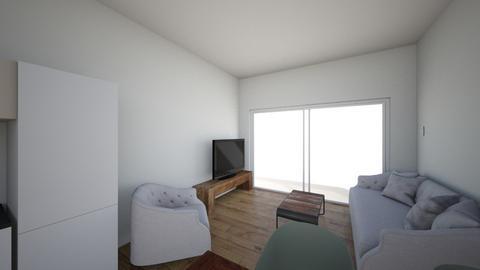 Kadehuis - Living room  - by Yordib