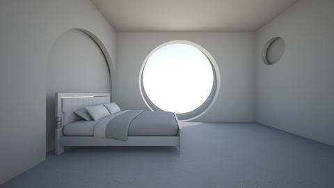 bubble - Bedroom  - by Elliott Ray