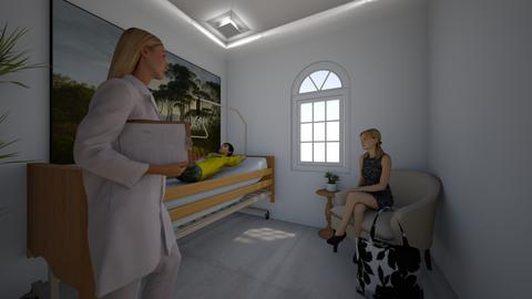 hospital room - Modern - Kids room - by jade1111