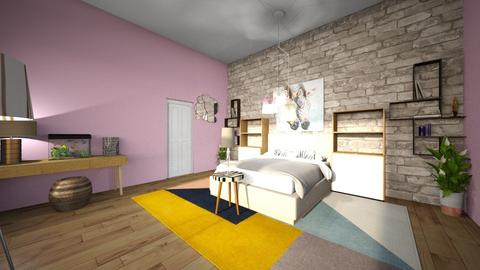 Relax and  Rest - Eclectic - Bedroom  - by CitrusSunrise