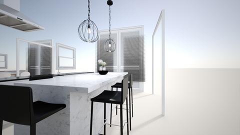 keuken - Kitchen  - by inetestelmans