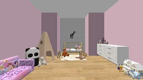 Toddlers Room - Kids room  - by emmagurl1743