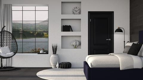Modern BedRoom - Bedroom  - by ItsKalaniOfficial
