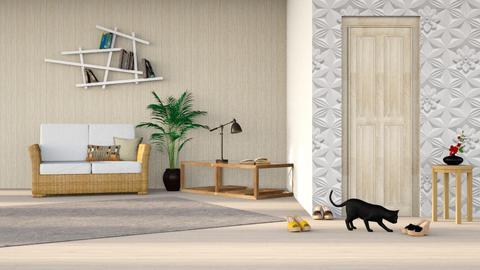 spring_contest_Nantha - Living room  - by Nantha