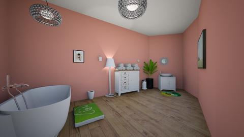 Rosy Lam - Bathroom  - by marshall2806