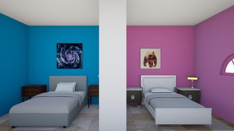 simple room - Kids room  - by pleyer 07