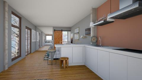 Container home remix - Modern - by vxckzz