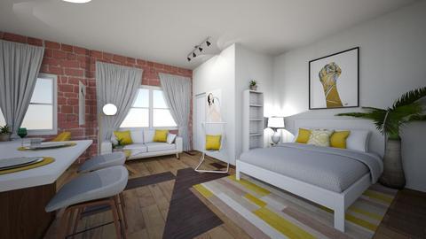 LA Gershwin Apartment - by lsrrzn