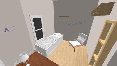NurserytoKidsRoom3 - Kids room  - by plantgirl