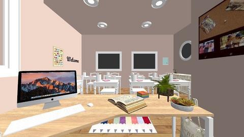 Private girls school_2 - Modern - by Pheebs09