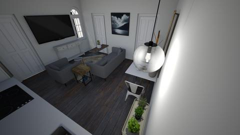 NN 8 - Living room - by Niva T