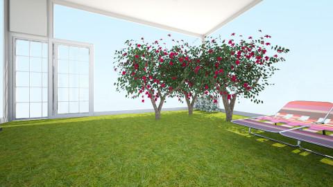 The secret outdoors - Modern - Garden  - by amanda1234weaver
