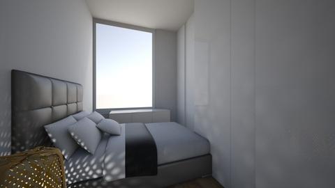 20200707 bedroom2 - Bedroom - by jim xu