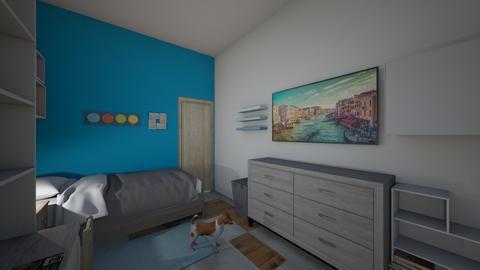 Detska staq - Kids room  - by IviIvanova