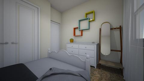 Bridge Meadows Bedroom - Bedroom  - by Kirstin Reay