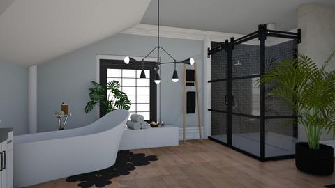 Ada Bart - Eclectic - Bathroom - by AdaBart