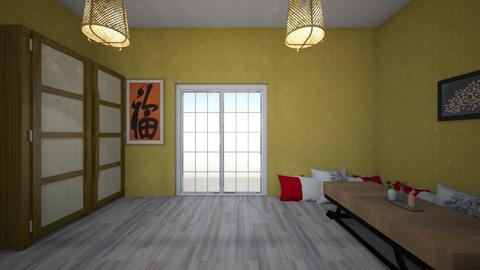 disein - Living room  - by Rubi12