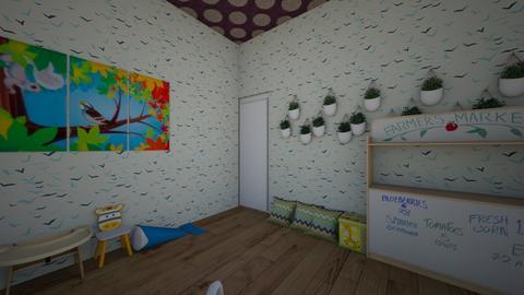 nursey - Modern - Kids room  - by thundernz