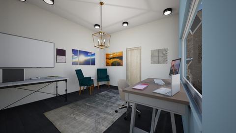 Dream Hoe Office - Office  - by 108Riley