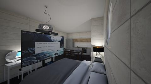 Bedroom - Modern - Bedroom  - by 28LaFouVM