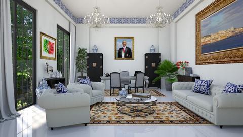 Portuguese Embassy - by Joao M Palla