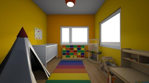 Baby girl room - Kids room  - by alisa parusheva