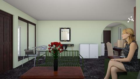 Naejib - Living room  - by DeaneCass