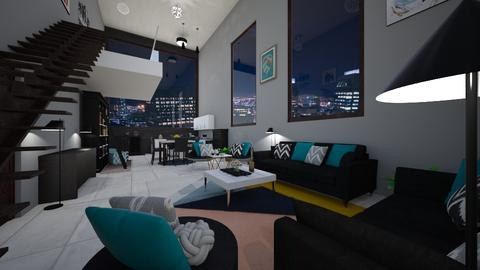 apartment 1 - by Domenica Molina