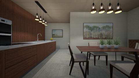modern - Minimal - Kitchen  - by steker2344