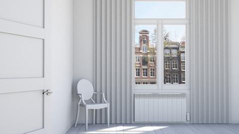 Empty room - Minimal - Bedroom  - by HenkRetro1960