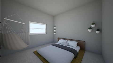 Lm Bedroom - Minimal - Bedroom  - by lmholliday