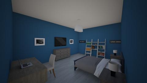 Dads room - Bedroom  - by Soccergirl2711