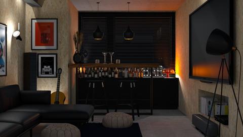 House Bar - by bnu