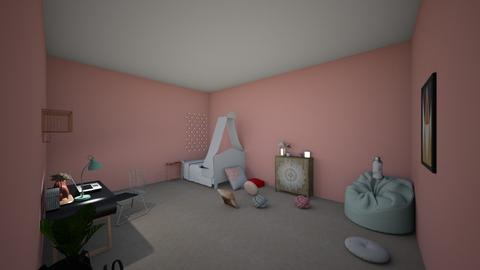 austhetic - by Taleah405
