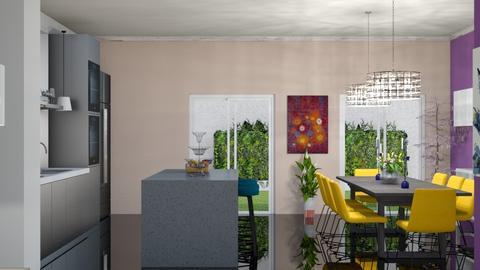 RKJ - Living room - by Jacqueline De la Guia