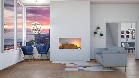 Contest 1 Coco - Living room  - by Coco_Iover