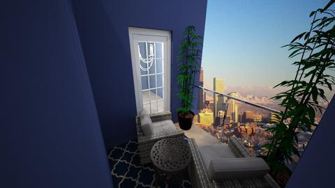 balcony - Garden  - by cowplant_4life