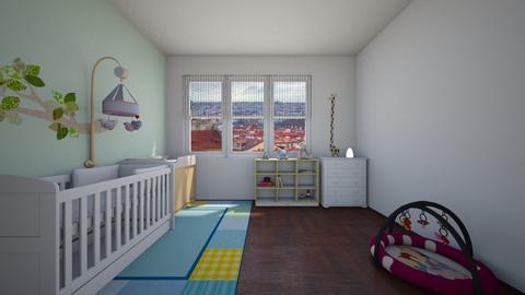 Baby room - Kids room  - by Twerka
