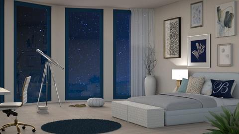 Starry Night Sleep - by Oyisha