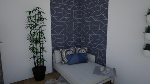 Dormitorio Lucia Yanzon - by grethel