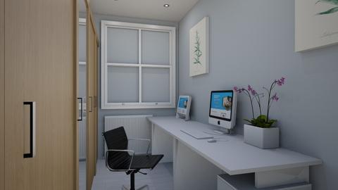 pc room - Office  - by kajan1993