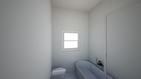 New Bathroom 1 - Bathroom  - by ByTheBathroom
