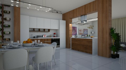 28112017a - Modern - Kitchen  - by matina1976