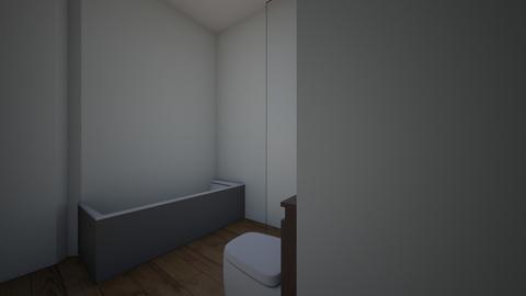 lazienka - Bathroom  - by hohensalza