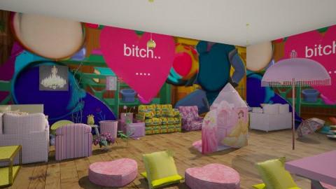 Pink n Pretty - Glamour - by Tati Wuvs Adventure Time