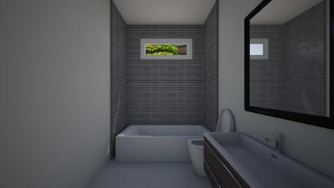 naldine guest - Bathroom - by kellinaeseth