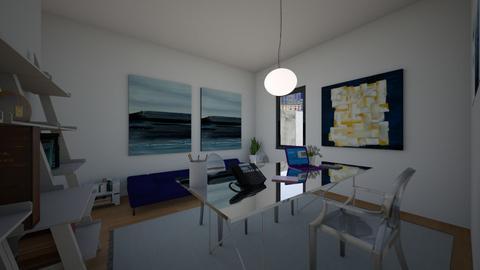 NY - Office - by flacazarataca_1